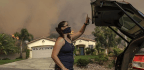 Waging A Desperate Fight To Save Homes As Holy Fire Explodes To 18,137 Acres
