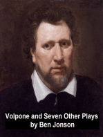 Volpone and Seven Other Plays