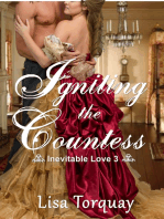 Igniting the Countess (Inevitable Love 3)