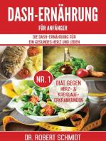 Wöchentliche Dash-Menü-Diät
