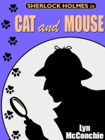 Sherlock Holmes in Cat and Mouse