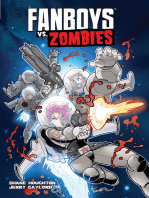 Fanboys Vs Zombies Vol. 4