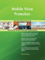 Mobile Voice Protection Standard Requirements
