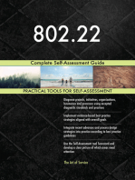 802.22 Complete Self-Assessment Guide