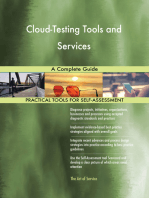 Cloud-Testing Tools and Services A Complete Guide