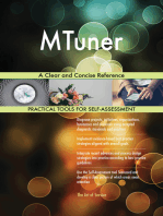 MTuner A Clear and Concise Reference