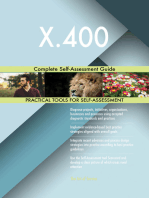 X.400 Complete Self-Assessment Guide