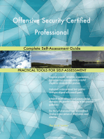 Offensive Security Certified Professional Complete Self-Assessment Guide