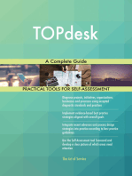 TOPdesk A Complete Guide