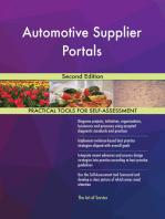 Automotive Supplier Portals Second Edition