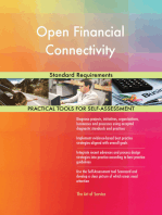Open Financial Connectivity Standard Requirements