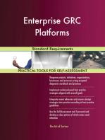 Enterprise GRC Platforms Standard Requirements
