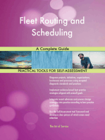 Fleet Routing and Scheduling A Complete Guide
