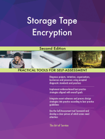 Storage Tape Encryption Second Edition