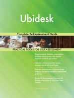 Ubidesk Complete Self-Assessment Guide