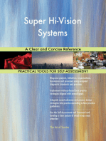 Super Hi-Vision Systems A Clear and Concise Reference