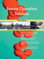 Remote Operations Solutions Third Edition