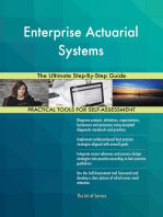 Enterprise Actuarial Systems The Ultimate Step-By-Step Guide