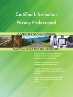 Certified Information Privacy Professional A Clear and Concise Reference