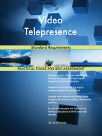 Video Telepresence Standard Requirements
