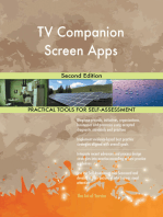 TV Companion Screen Apps Second Edition