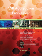 CSB Aggregation Enablement Third Edition