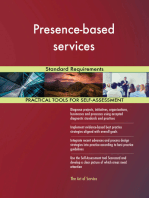Presence-based services Standard Requirements