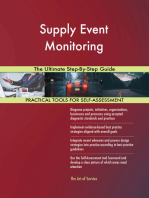Supply Event Monitoring The Ultimate Step-By-Step Guide