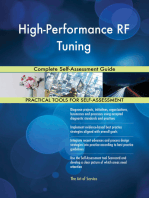 High-Performance RF Tuning Complete Self-Assessment Guide