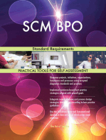 SCM BPO Standard Requirements