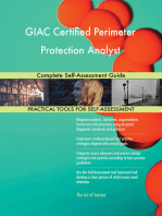 GIAC Certified Perimeter Protection Analyst Complete Self-Assessment Guide