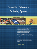 Controlled Substance Ordering System A Complete Guide