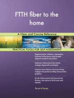 FTTH fiber to the home A Clear and Concise Reference