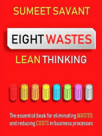Eight Wastes: Lean Thinking, #1