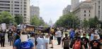 White Supremacists' Rally In Washington Is Dwarfed By Anti-racism Crowd