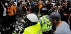 'Unite the Right' Fizzles Amid a Boisterous Counterprotest