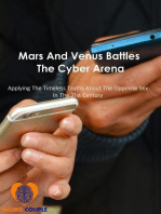 Mars and Venus Battles the Cyber Area