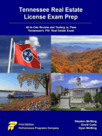 Tennessee Real Estate License Exam Prep