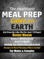 The Healthiest Meal Prep Guide on Earth