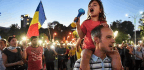 Tens Of Thousands Of Romanians Protest Corruption, Demand New Government
