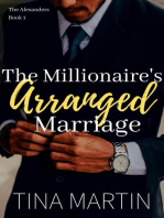 The Millionaire's Arranged Marriage: The Alexander Series, #1