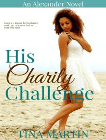 His Charity Challenge: The Alexander Series, #6