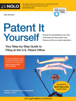Patent It Yourself: Your Step-by-Step Guide to Filing at the U.S. Patent Office