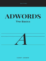 Adwords; The Basics
