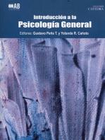 Introducción a la psicología general