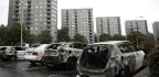 Dozens Of Cars Torched By Masked Youths In Western Sweden, Authorities Say