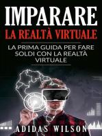 Imparare la realtà virtuale
