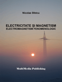 Electricitate și magnetism: Electromagnetism fenomenologic