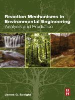 Reaction Mechanisms in Environmental Engineering