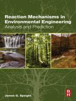 Reaction Mechanisms in Environmental Engineering